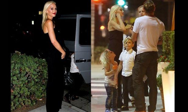 H Gwen Stefani γιόρτασε με την οικογένειά της τα γενέθλιά της!