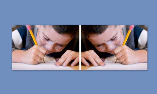 Πότε θα μάθω αν το παιδί μου είναι αριστερόχειρας ή δεξιόχειρας;