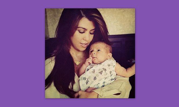 Η Kοurtney Kardashian στην πιο γλυκιά φωτογραφία με την Penelope