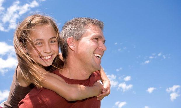 Μπαμπάς και κόρη: Μία σχέση λατρείας!