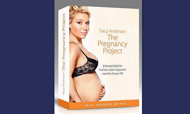 Tracy Anderson: Παρουσίασε το DVD της για γυμναστική στην εγκυμοσύνη