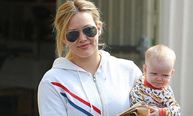 Hilary Duff: Το τρυφερό Κυριακάτικο tweet της!