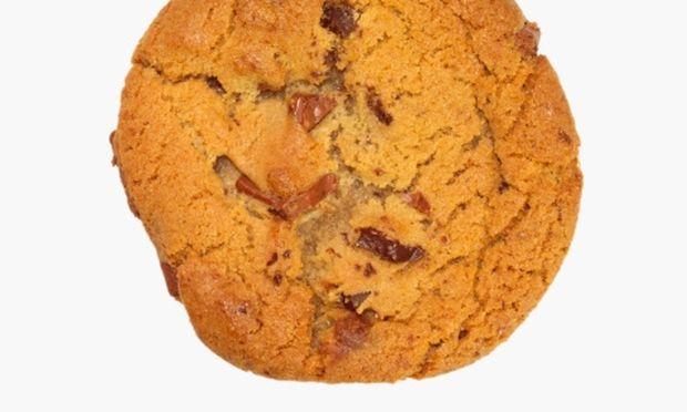 Μαλακά μπισκότα με σταφίδες!