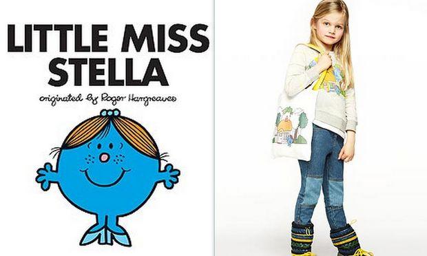 ca74cccfec8 Η νέα παιδική κολεξιόν της Stella McCartney έρχεται μαζί με παιδικό βιβλίο