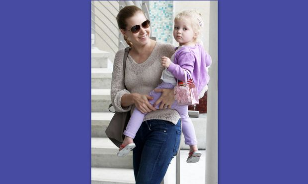 Amy Adams: Όσο μεγαλώνει η Aviana γίνεται και πιο γλυκιά