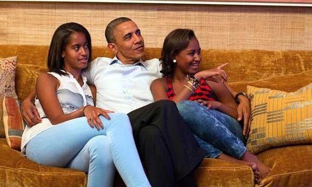 Malia και Sasha Obama: Βρε, πως έχουν μεγαλώσει!