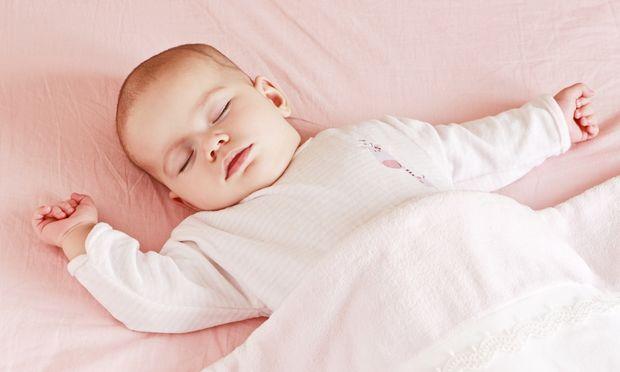 Πόσος ύπνος είναι αναγκαίος για το μωρό μου;