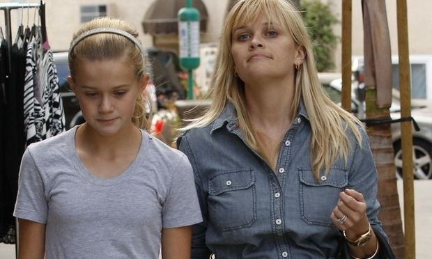 Reese Witherspoon: Περνά χρόνο με την κόρη της!