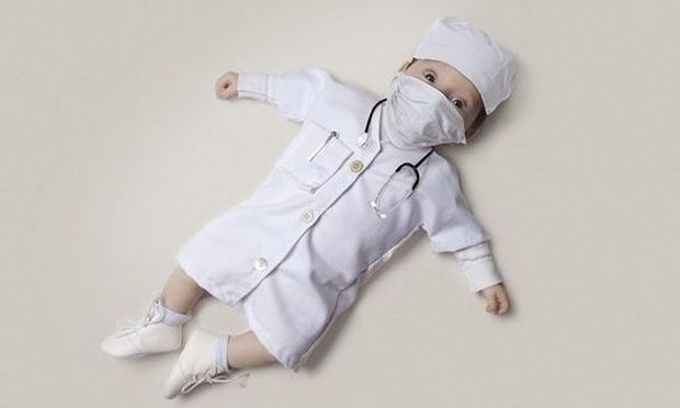 Οι καριέρες που θα μπορούσε να ακολουθήσει ένα μωρό σε... φωτογραφίες!