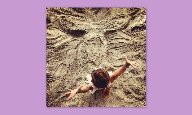 Η κόρη της Jessica Alba έγινε… γοργόνα!