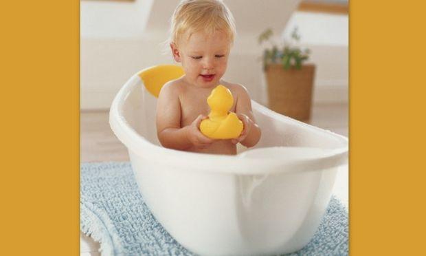 Κάντε το μπάνιο του διασκεδαστικό!