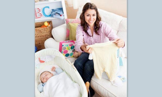 Η λίστα με τα ψώνια για το νεογέννητό σας!