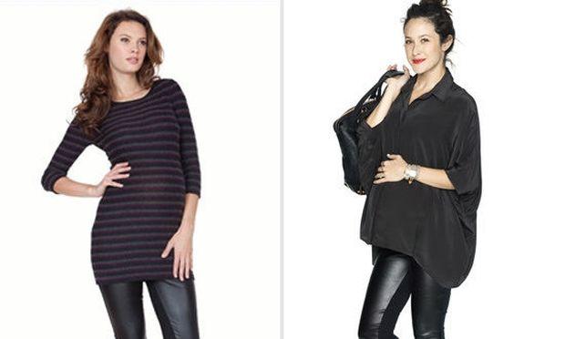 Δερμάτινο παντελόνι στην εγκυμοσύνη; Κι όμως γίνεται!