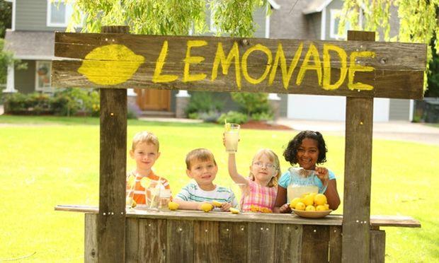 Μεγαλώνοντας μικρούς… επιχειρηματίες!