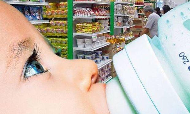 «Απαράδεκτη η απόφαση για πώληση βρεφικού γάλακτος από σούπερ μάρκετ»