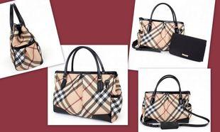 Burberry τσάντα: Δεν είναι αυτό που φαίνεται!