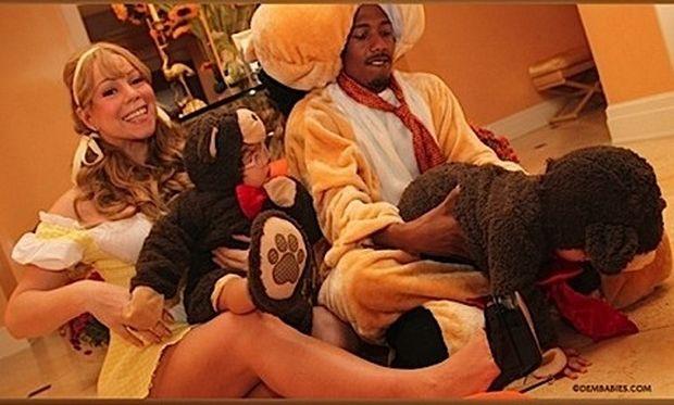 Οικογενειακές στιγμές για τον Nick Cannon και τη Mariah Carey με τα δίδυμά τους!