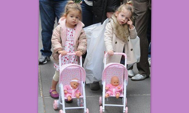Οι μικρές μαμάδες… κόρες της Sarah Jessica Parker!