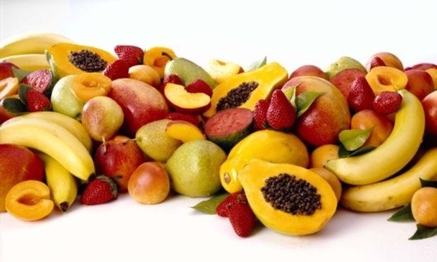 Φτιάξτε κολάζ με φρέσκα φρούτα!