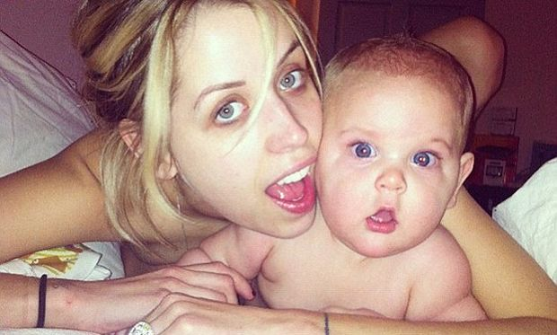 Peaches Geldof: Μου είχαν πει ότι δεν θα αποκτήσω παιδιά