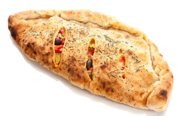 Τέλεια σκεπαστή πίτσα!