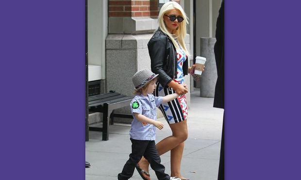 Christina Aguilera: Ο Max είναι το καλύτερο… τραγούδι μου