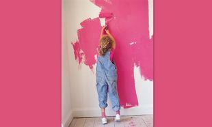 Αφήστε το παιδί να βάψει μόνο του το δωμάτιό του!