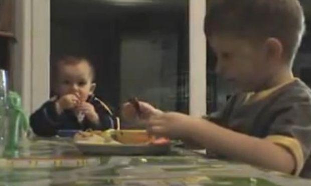 Βίντεο: O μικρός Charlie σε νέες περιπέτειες!