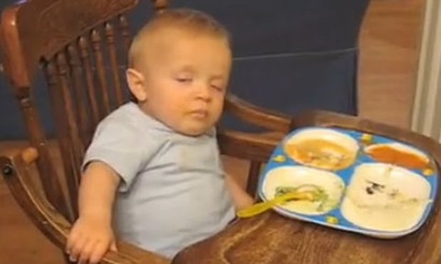 Βίντεο: Ο μικρός αποκοιμιέται και ο σκύλος τον ξυπνά με το γάβγισμά του!