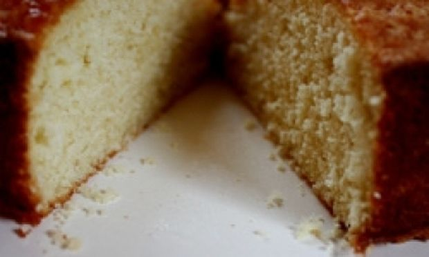 Τέλειο κέικ βανίλια