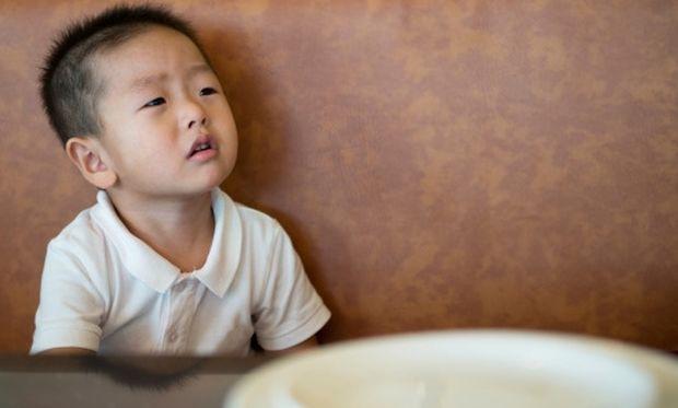 Όταν το παιδί θέλει να περάσει το δικό του!