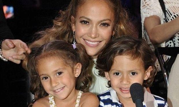 Οι συμβουλές της Jennifer Lopez στα παιδιά της