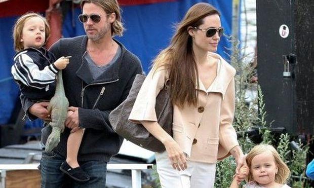 Brad Pitt: Η πατρότητα με έχει κάνει καλύτερο άνθρωπο