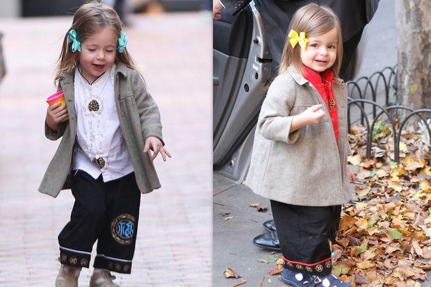 Οι δίδυμες κόρες της Sarah Jessica Parker ντύθηκαν... κινεζάκια!