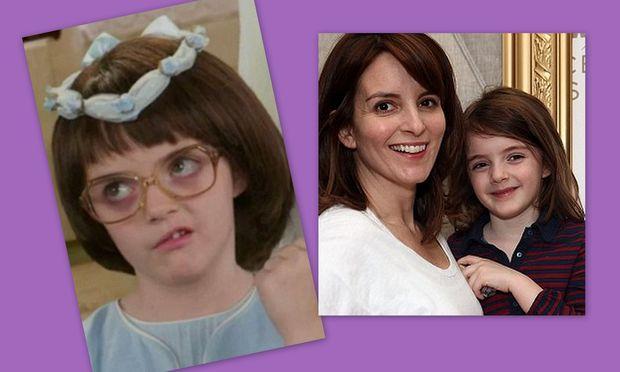Tina Fey: Η κόρη της κάνει το ντεμπούτο της στην τηλεόραση
