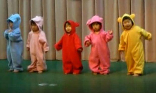 Βίντεο: Χορεύουν ό,τι... θυμούνται!