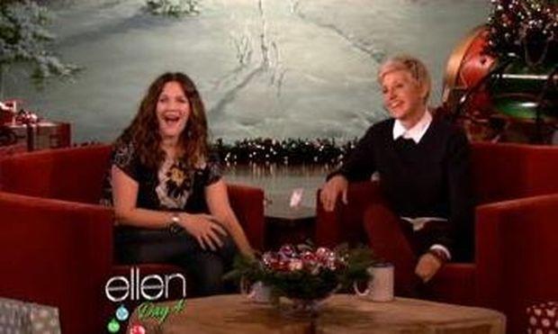 Drew Barrymore: Η Olivia είναι από τώρα ένα πολύ... συγκροτημένο μωρό (Video)