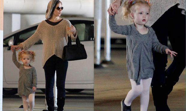 Amy Adams: Στο μπαλέτο με την κόρη της