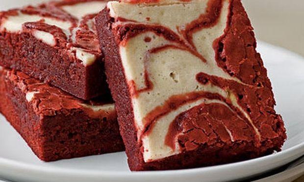 Brownies με μέντα