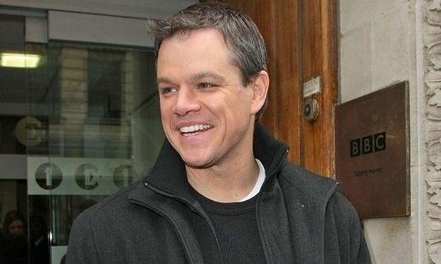 Τι ετοιμάζει για τις κόρες του ενόψει των Χριστουγέννων ο Matt Damon;