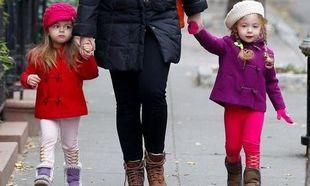 Μέσα στα χρώματα οι κόρες της Sarah Jessica Parker
