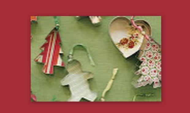 Κάντε στολίδια τα Χριστουγεννιάτικα κουπ των γλυκών σας!