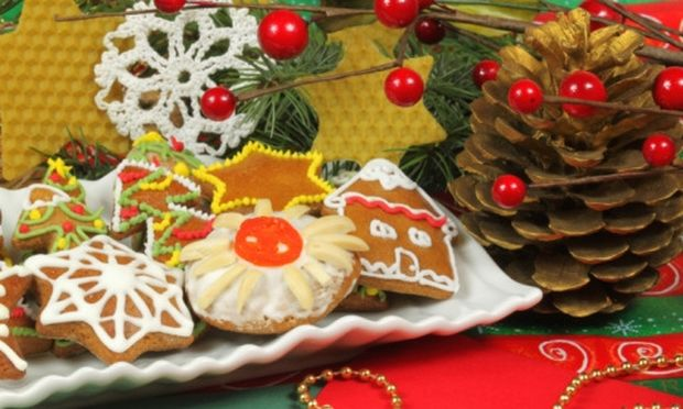 Κεράστε λαχταριστά μπισκότα τον Άγιο Βασίλη!