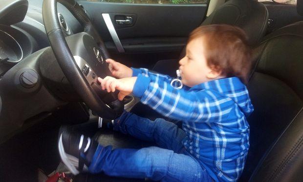 Είμαι...οδηγάρα!