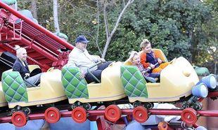 Στιγμές διασκέδασης για τη Gwen Stefani και τους γιους της