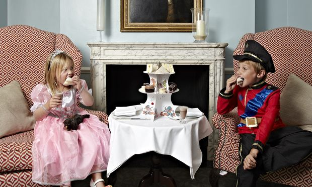 Events για μικρά παιδιά που θέλουν να ζήσουν σας δούκες και δούκισσες!