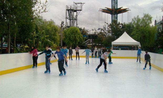 """Magic Slide"" στο Allou! Fun Park!"