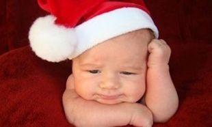 Τι απαντάτε όταν σας ρωτήσει το μικρό σας πόσο χρονών είναι ο Άγιος Βασίλης;