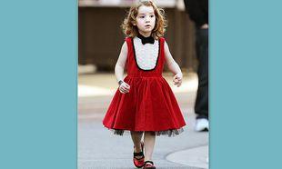 Το εορταστικό φορεματάκι της κόρης της Alyson Hannigan