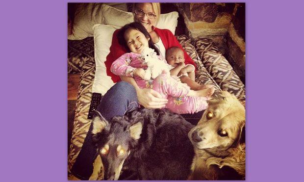 Katherine Heigl: Τα παιδιά μου θα λατρεύουν τα ζώα!
